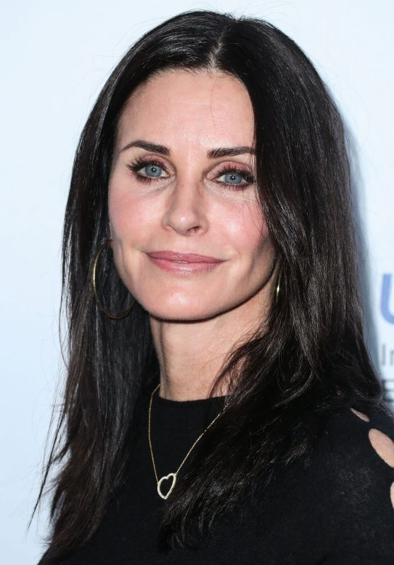 Courteney Cox - UCLA Institute of the Environment and Sustainability Gala in Los Angeles 3/13/ 2017