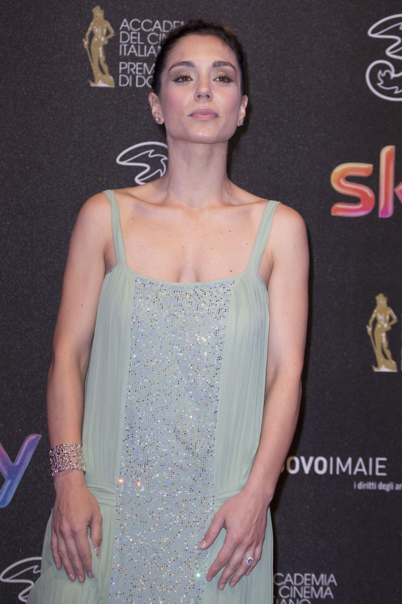 Cristiana Dell'Anna – David di Donatello Awards in Rome 3 ...