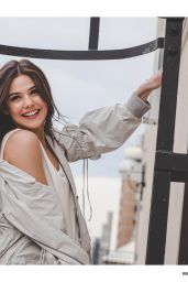 Danielle Campbell - NKD Magazine March 2017 Issue