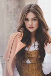 Danielle Campbell - NKD Magazine March 2017 Photos