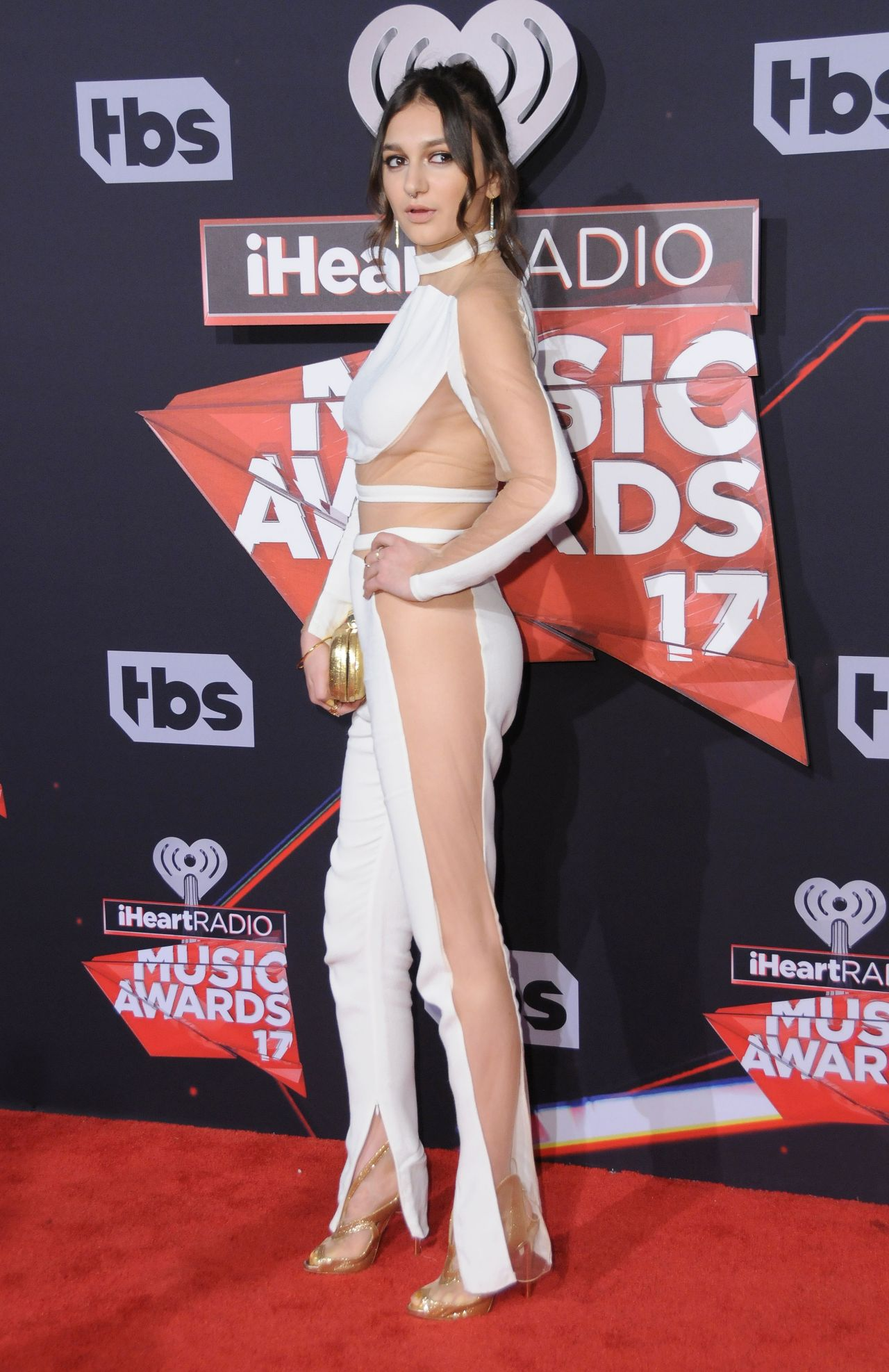 Daya – iHeartRadio Music Awards in Inglewood 3/5/ 2017