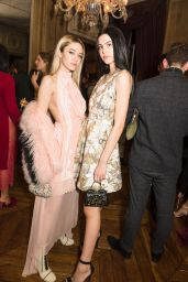 Delilah Belle Hamlin – CFDA and Vogue Fashion Fund 'Americans in Paris' Event 3/3/ 2017