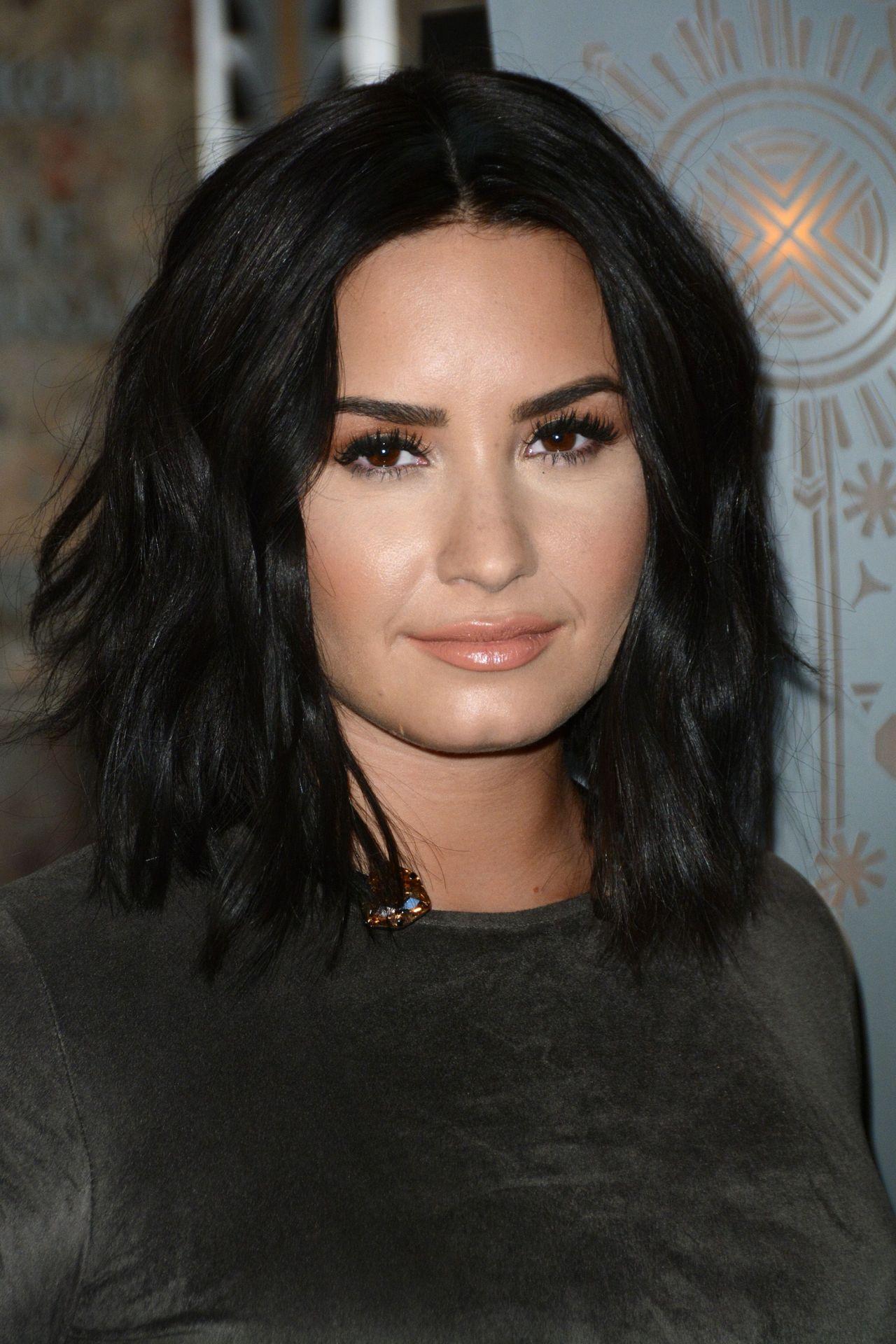 Demi Lovato at The Emp...