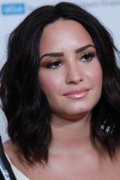 Demi Lovato - Open Mind Gala in Los Angeles 3/22/ 2017