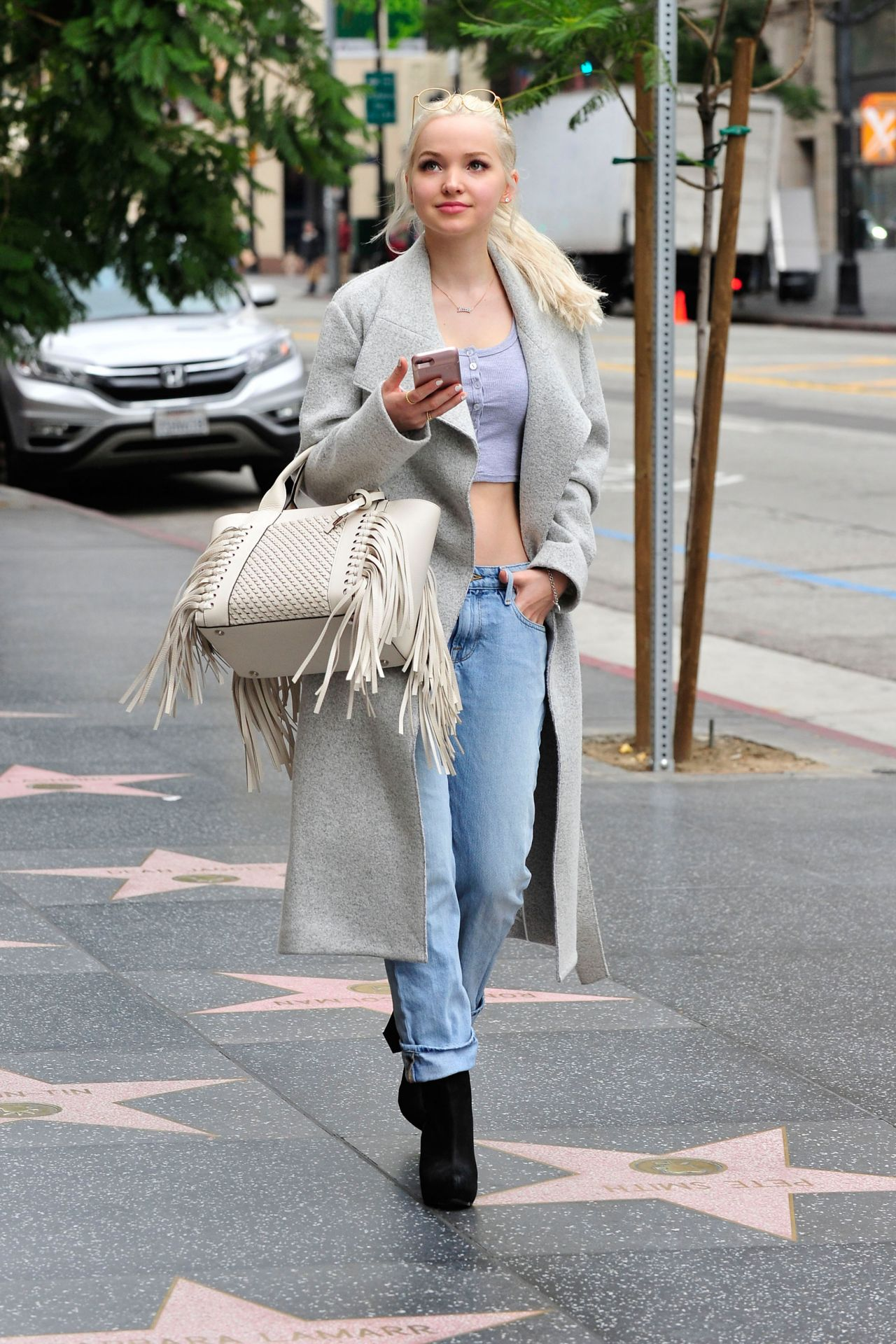 Dove Cameron Leaving A Store On Hollywood Blvd In La 3 6