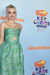Dove Cameron – Nickelodeon's Kids' Choice Awards in Los Angeles 03/11/ 2017