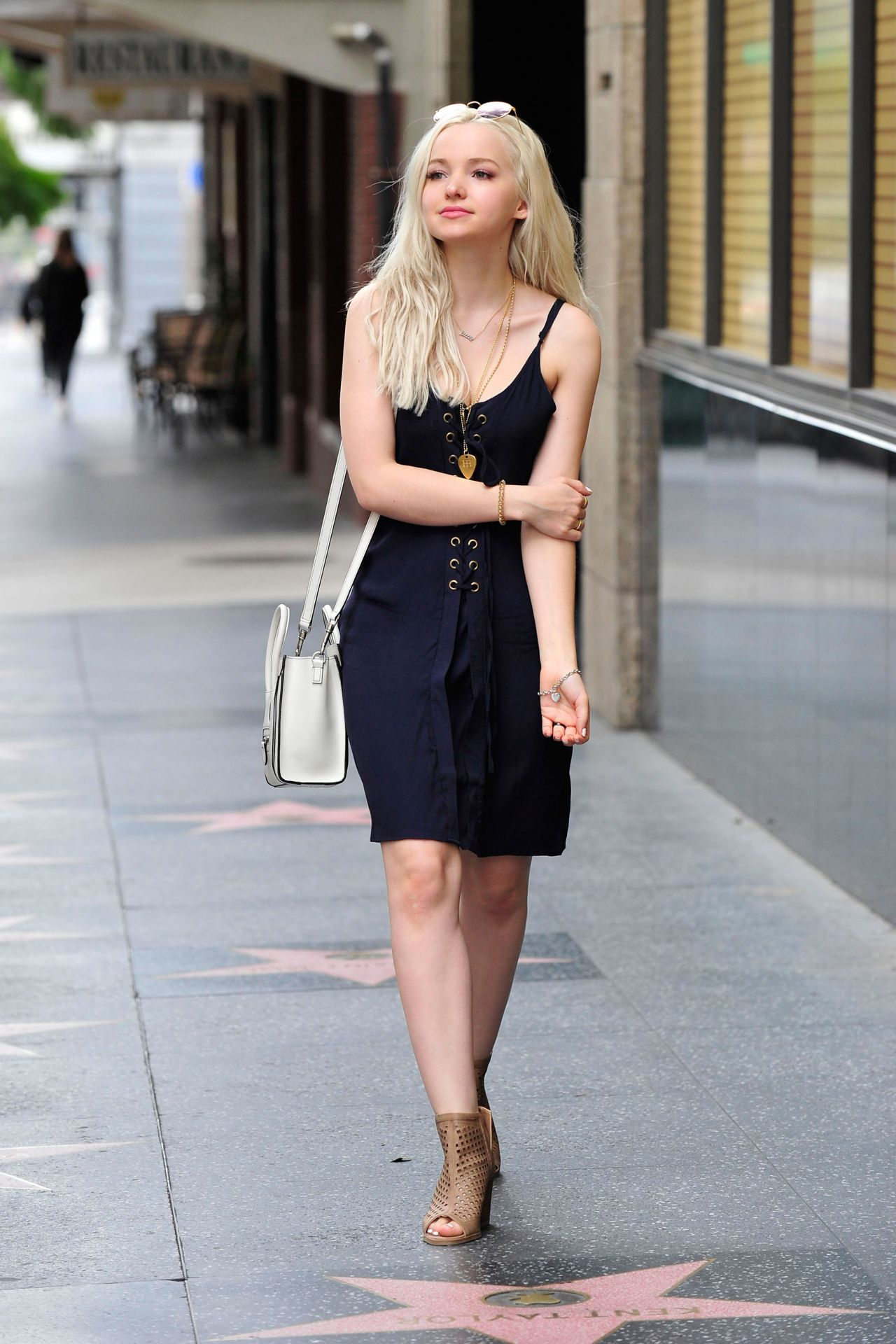Dove Cameron Out on Hollywood