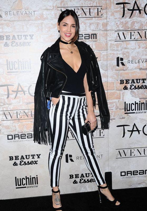 Eiza González – TAO, Beauty + Essex, Avenue + Luchini LA Grand Opening 3/16/ 2017
