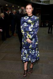 Eleanor Matsuura on Red Carpet – Three Empire Awards in London 3/19/ 2017