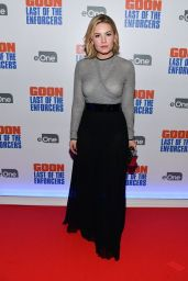 Elisha Cuthbert - Goon: Last Of The Enforcers Premiere in Toronto 3/6/ 2017