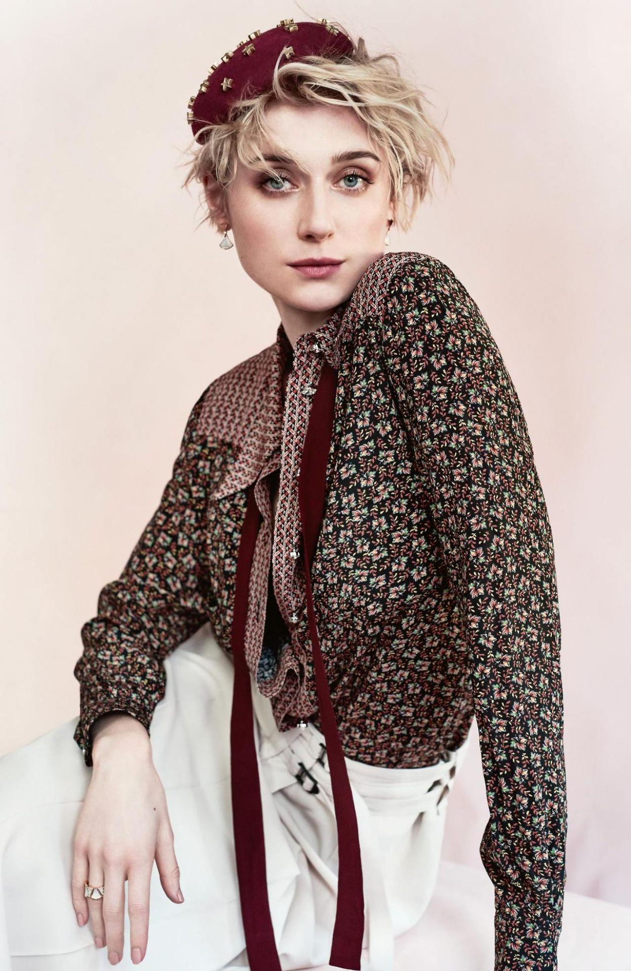 Photoshoot For Vogue Magazine November 2015: Photoshoot For Stellar Magazine March 2017
