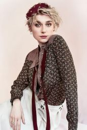 Elizabeth Debicki - Photoshoot for Stellar Magazine March 2017