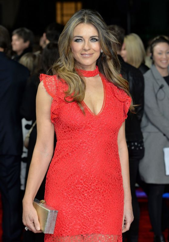 Elizabeth Hurley at