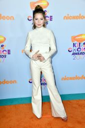 Ella Anderson – Nickelodeon's Kids' Choice Awards in Los Angeles 03/11/ 2017