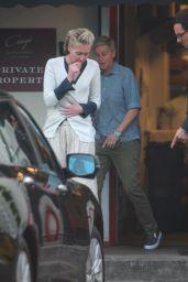 Ellen DeGeneres & Portia De Rossi - Out in West Hollywood 3/12/ 2017