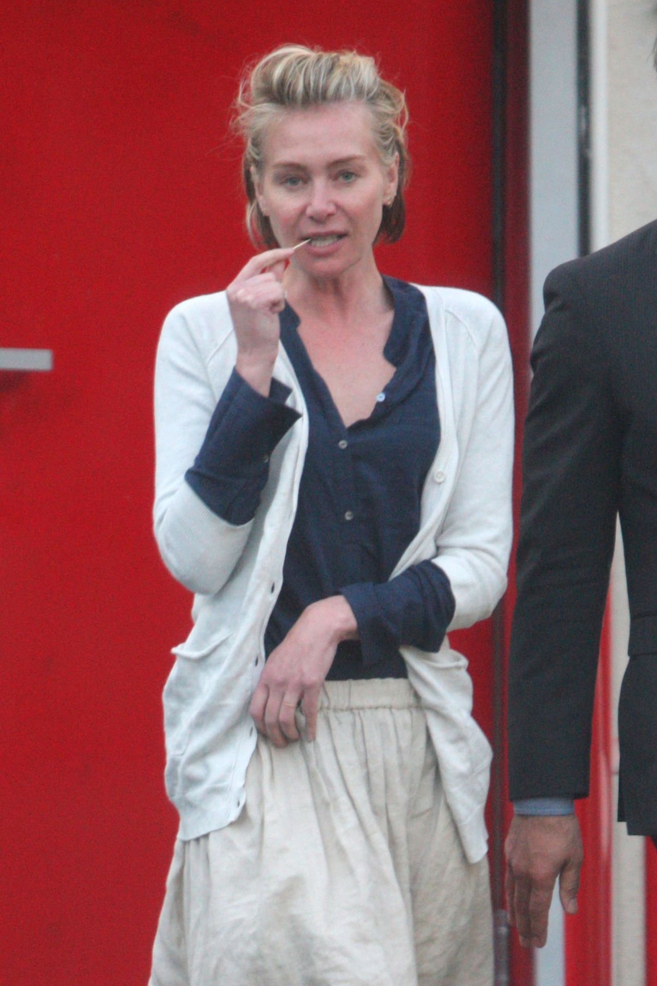 Ellen DeGeneres & Portia De Rossi - Out in West Hollywood ...