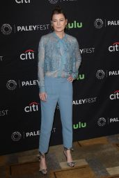 Ellen Pompeo at Media's 34th Annual PaleyFest Los Angeles 3/19/ 2017