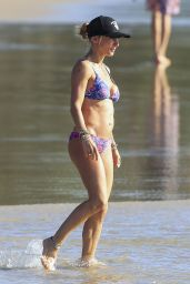 Elsa Pataky Bikini Candids - Byron Bay ,Australia 3/8/ 2017