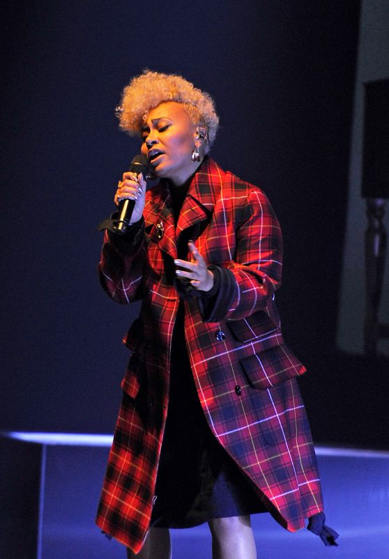 Emeli Sande - Brixton Academy in London 3/21/ 2017