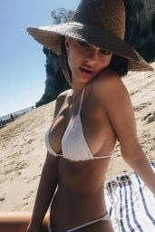 Emily Ratajkowski Bikini Pics - Celebrity Social Media 3/9/ 2017