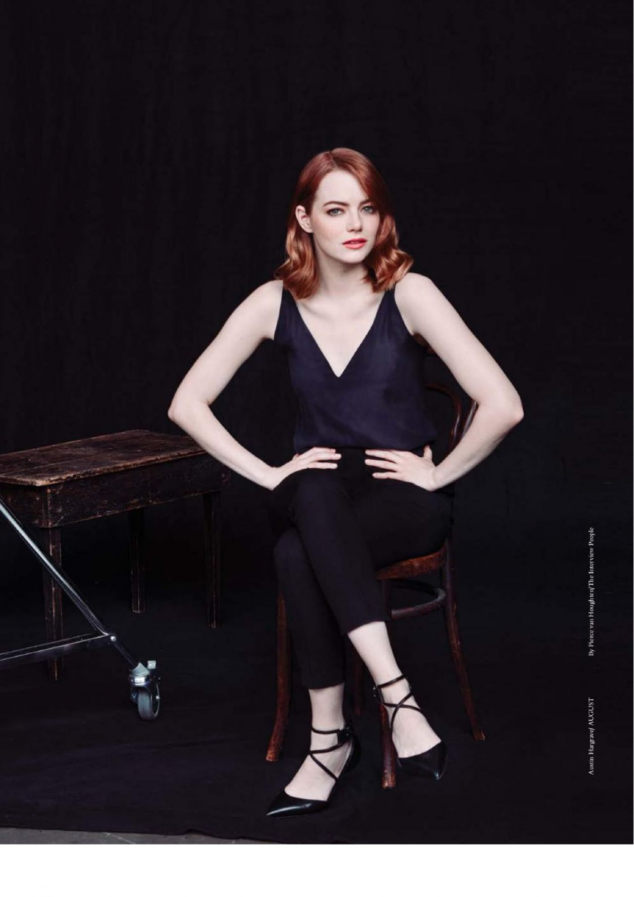 Emma stone out magazine august 2019 issue - 2019 year