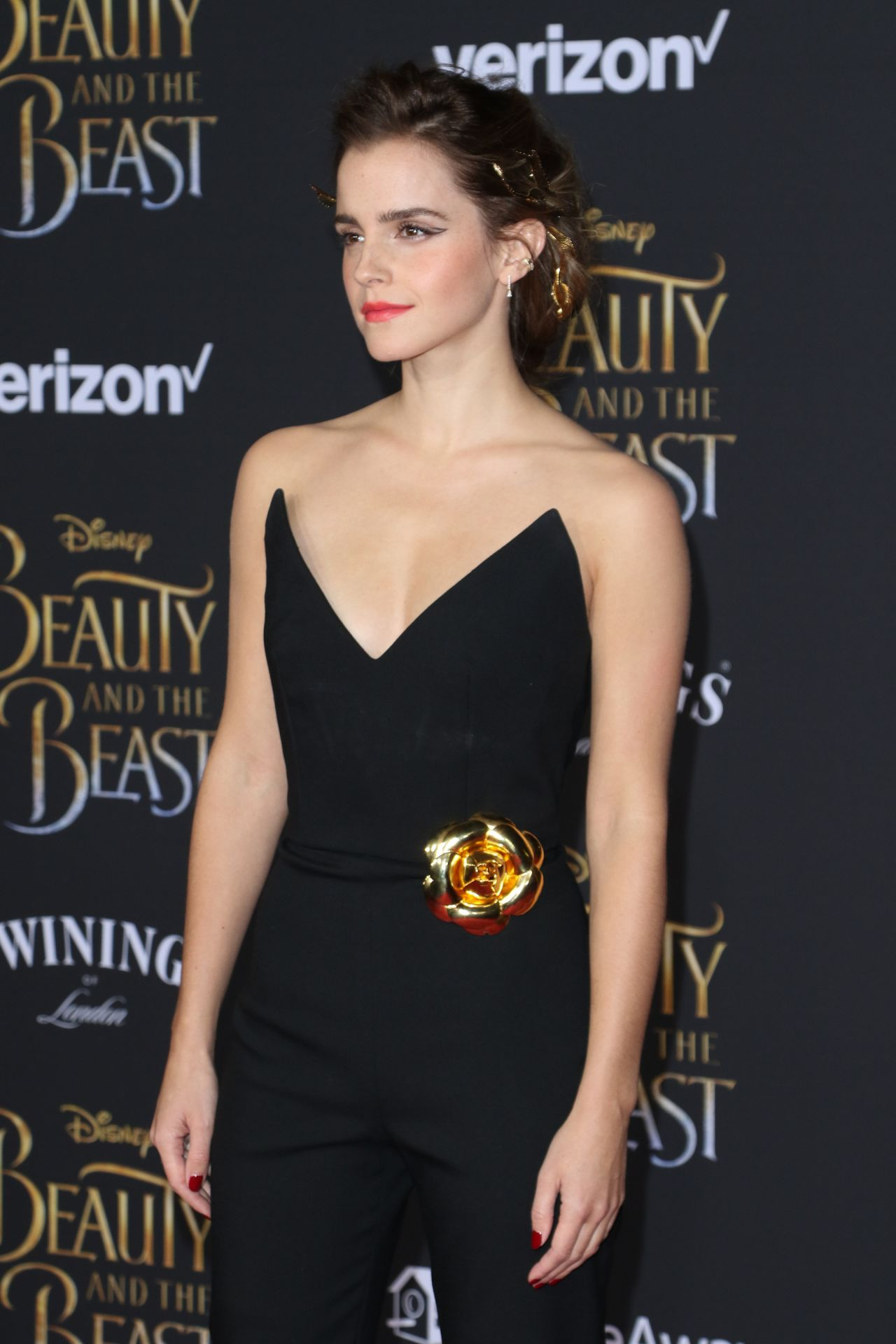Emma Watson at 'Beau... Emma Stone