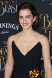 Emma Watson at 'Beauty and the Beast' Premiere in Los Angeles 3/2/ 2017
