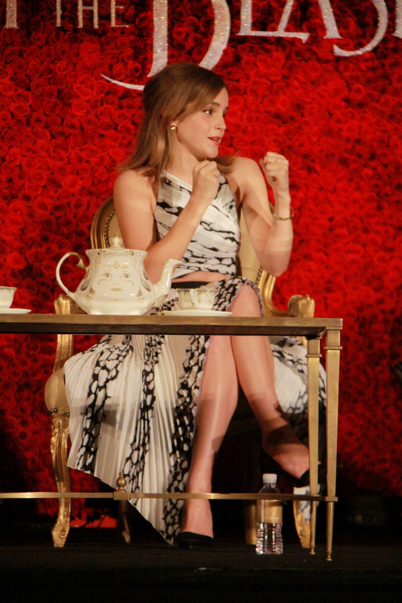 Emma Watson - 'Beauty ...