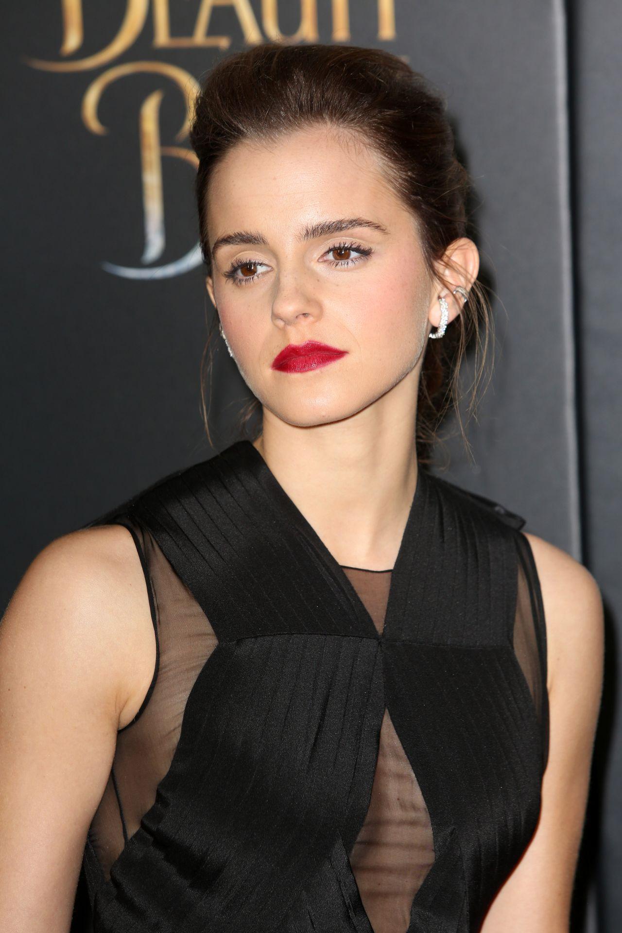Emma Watson - 'Beauty ... Emma Watson