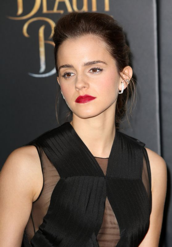 Emma Watson - Beauty And The Beast Screening At Lincoln -2271