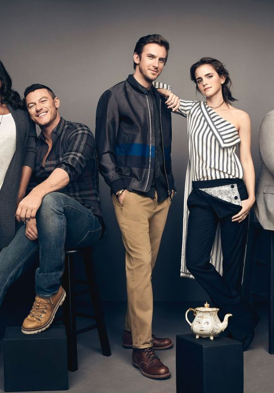 Emma Watson - Disney Photoshoot 2017 for