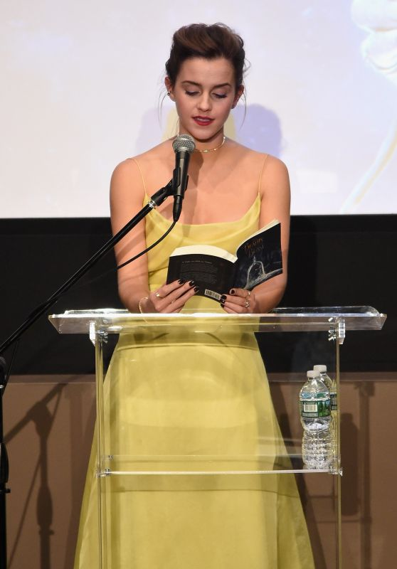 Emma Watson - The NY Film Society For Kids At Lincoln Center