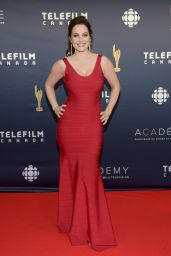 Erica Durance – Academy of Canadian Cinema & Television's 2017 Canadian Screen Awards