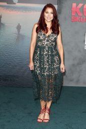 Erin Robinson – 'Kong: Skull Island' Premiere in Hollywood 3/8/ 2017