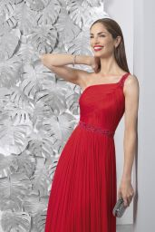 Eugenia Silva - Rosa Clará Fiesta Lookbook 2017