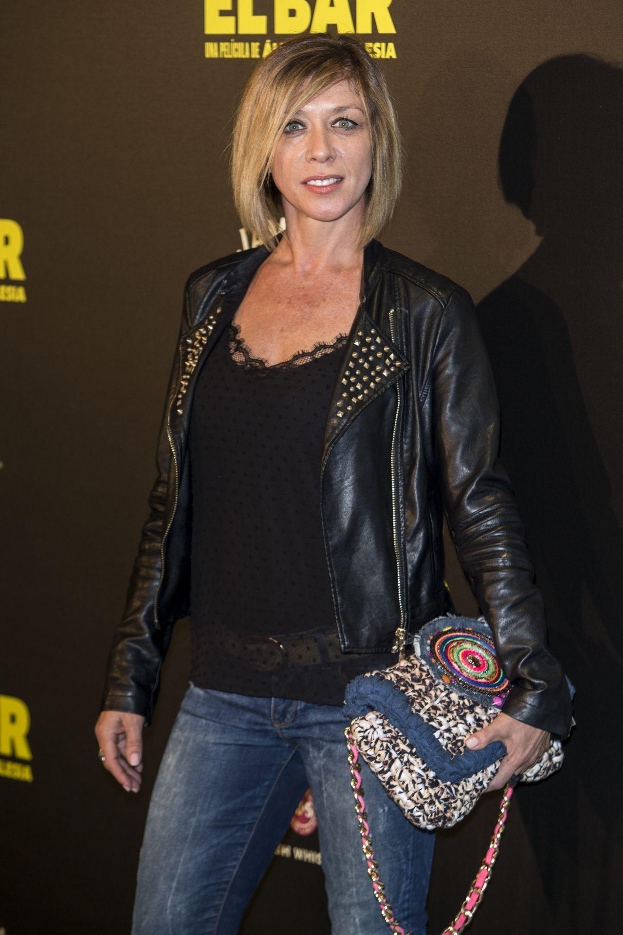 Juana Acosta - El Bar Movie Premiere in Madrid 3/22