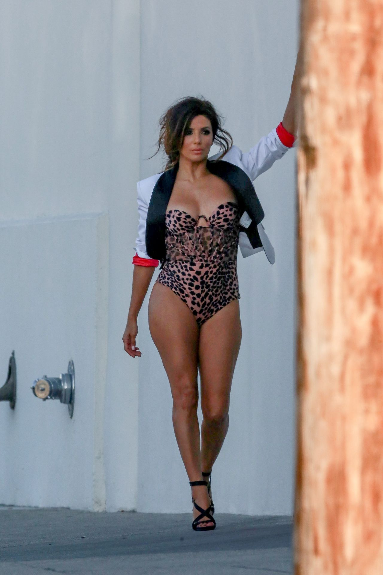 Eva Longoria in Swimsuits