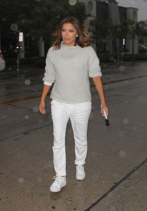 Eva Longoria - Out in Los Angeles 3/21/ 2017