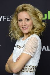 "Evelyne Brochu – ""Orphan Black"" Presentation at Paleyfest LA in Los Angeles 3/23/ 2017"