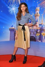 Fata Hasanovic at 'Disney on Ice' Premiere in Velodrom, Berlin 3/2/ 2017