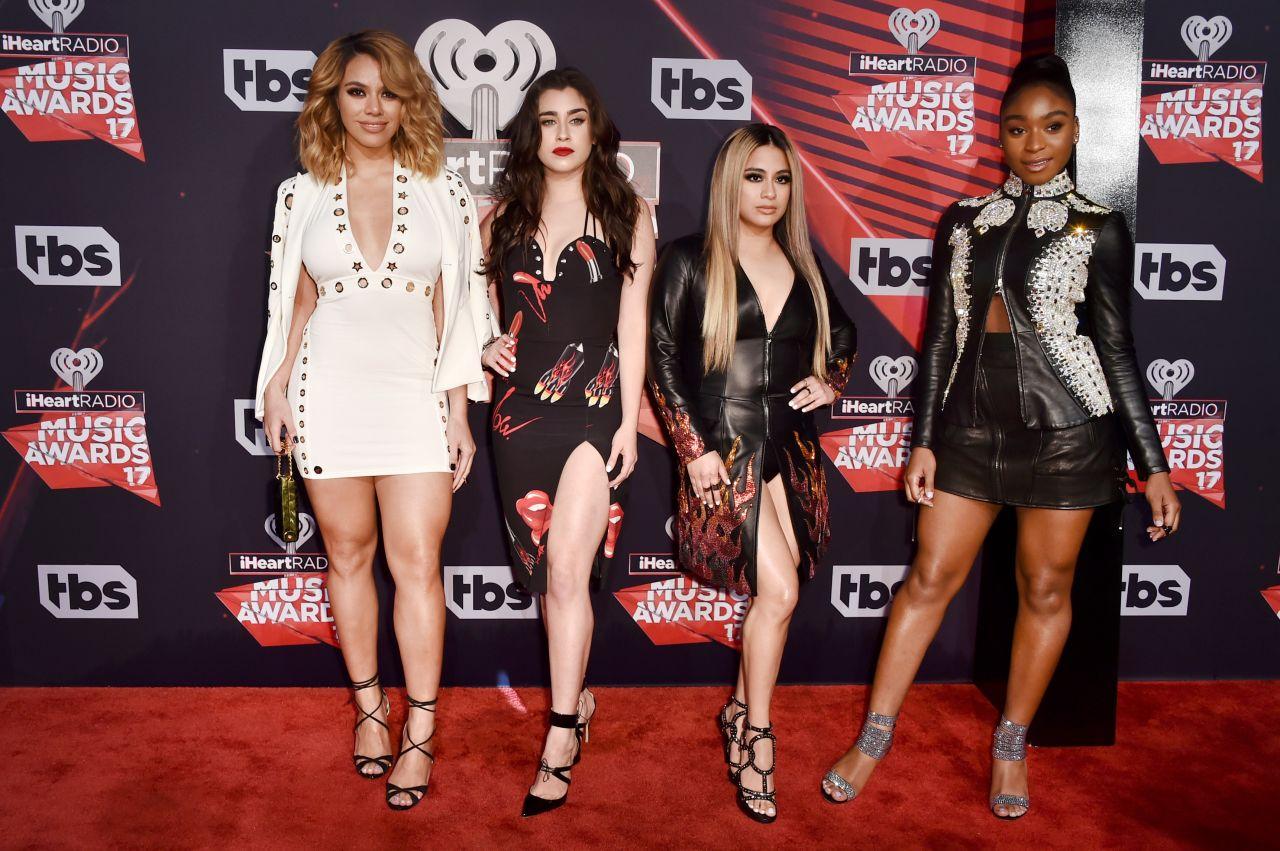 Fifth Harmony – iHeartRadio Music Awards in Inglewood 3/5/ 2017