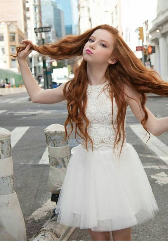 Francesca Capaldi Social Media Pics, March 2017