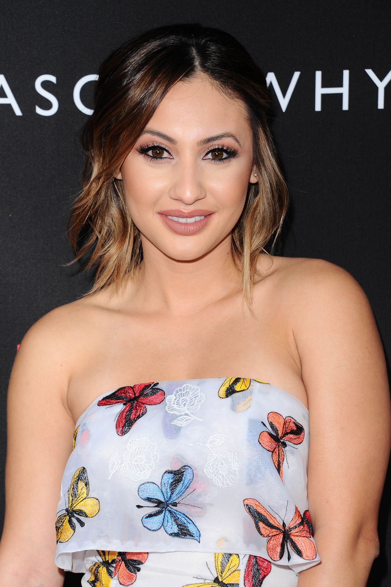 "Francia Raisa on Red Carpet – ""13 Reasons Why"" TV Series ..."