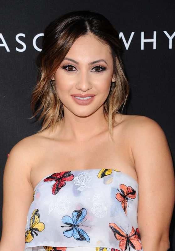 "Francia Raisa on Red Carpet – ""13 Reasons Why"" TV Series Premiere in LA 3/30/2017"