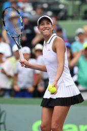 Garbine Muguruza - Miami Open at Crandon Park Tennis Center 3/25/ 2017