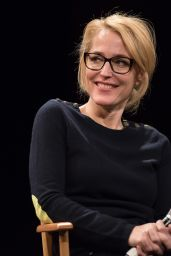 Gillian Anderson - Tribeca Talks in Support of UN Women