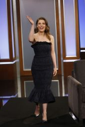 Gillian Jacobs Appeared on Jimmy Kimmel Live in Hollywood, CA 3/9/ 2017