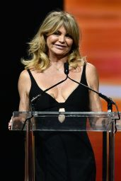 Goldie Hawn - Big Screen Achievement Awards at CinemaCon, Las Vegas 3/30/2017
