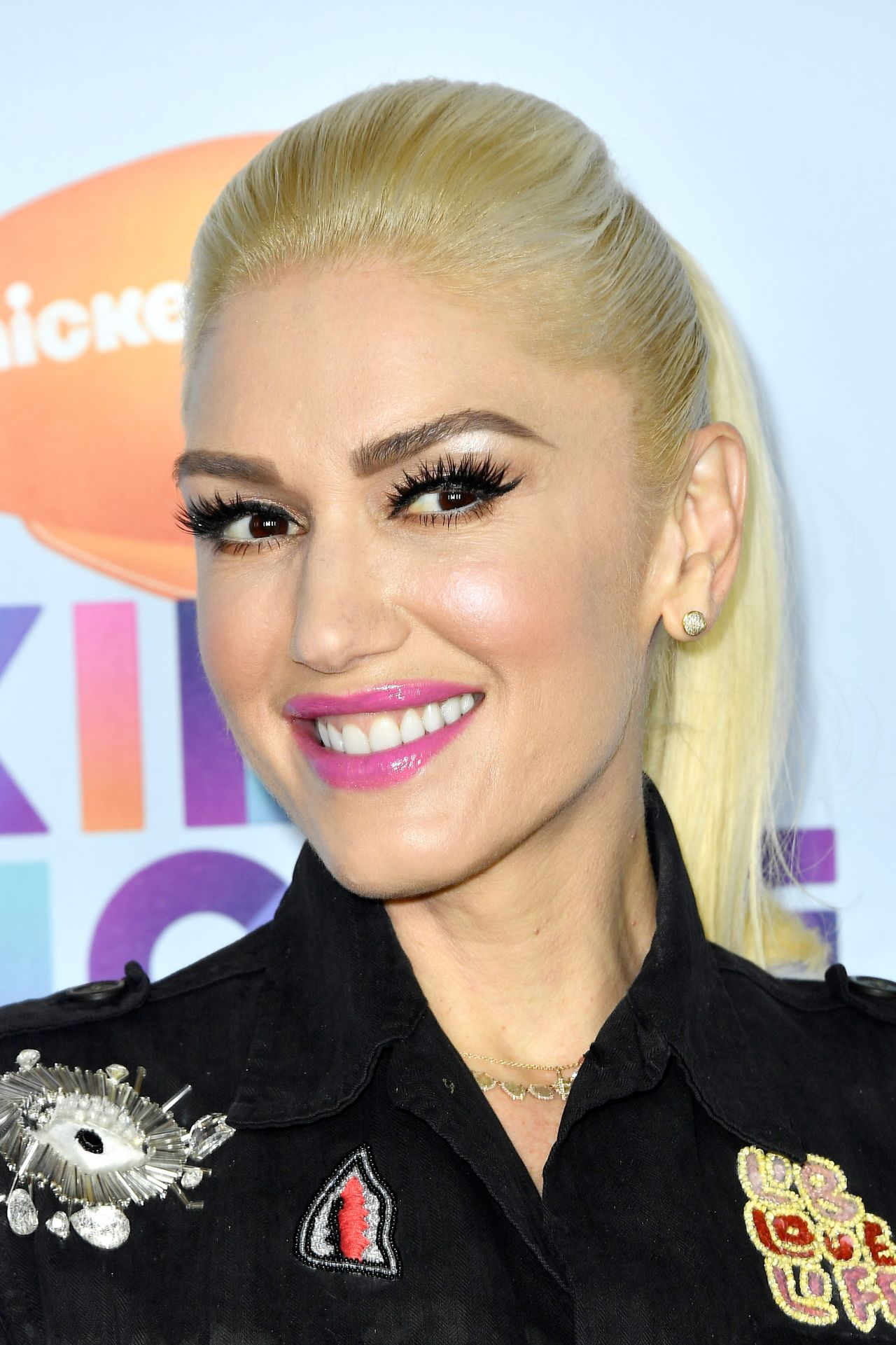 Gwen Stefani – Nickelodeon's Kids' Choice Awards in Los ... гвен стефани