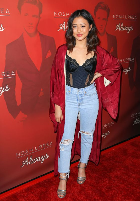 Haley Tju – Noah Urrea's 16th Birthday Celebration in Hollywood 3/26/2017